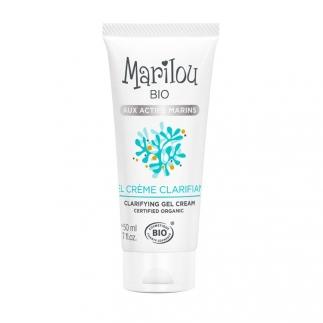 Gel crème nuit clarifiant – Peaux normales à mixtes - 50 ml