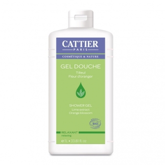 Gel douche relaxant Cattier