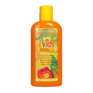 Shampooing-douche enfant – 200 ml