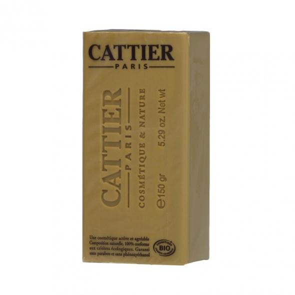 Savon doux végétal Argimiel Cattier
