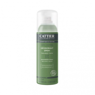 Déodorant spray Homme Cattier