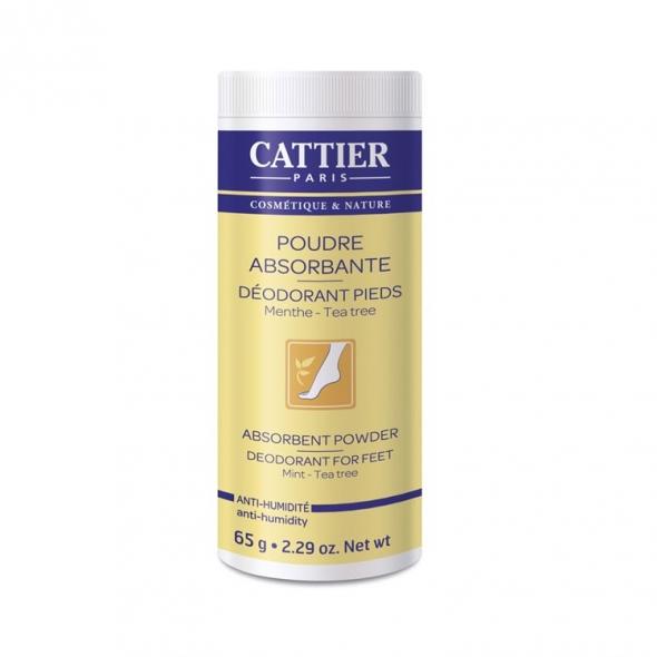 Poudre absorbante Cattier