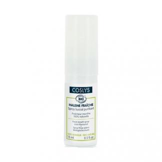 Spray haleine fraîche - Menthe bio - 15 ml