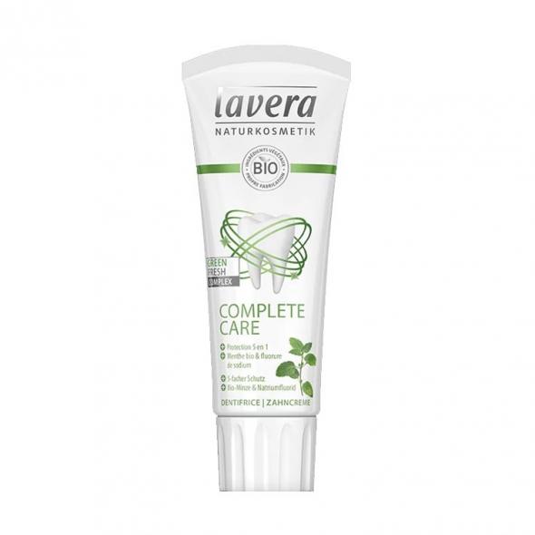 Dentifrice Complete Care Menthe Lavera