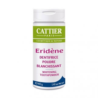 Dentifrice poudre blanchissante Cattier
