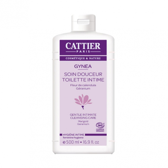 Gel intime Gynea Cattier
