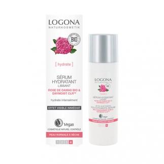 Sérum hydratant rose bio Logona