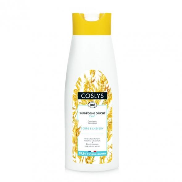 Shampooing Douche aux céréales Coslys