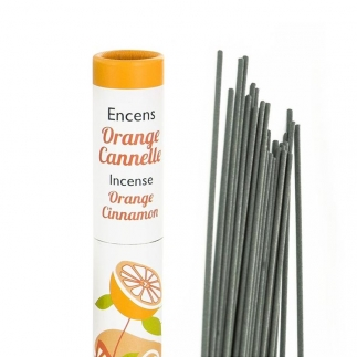 Encens Orange-Cannelle