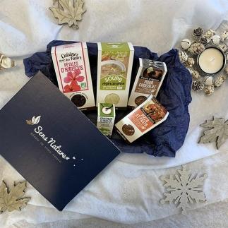Boîte à Gourmandises biologique Aromandise