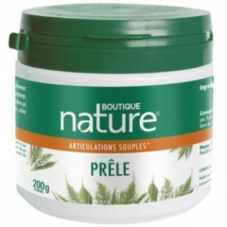 Prêle poudre - Articulations - 200g