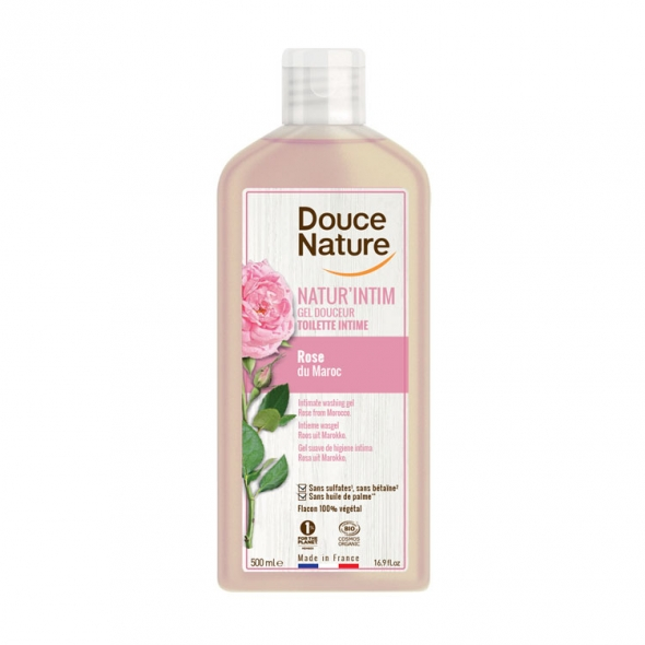 Gel douceur toilette intime - 500ml