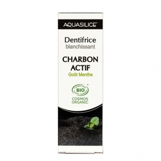 Dentifrice Charbon actif - Blanchissant - 50ml
