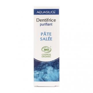 Dentifrice Pâte salée Aquasilice