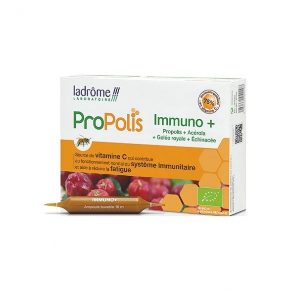 Immuno + Propolis Ladrôme