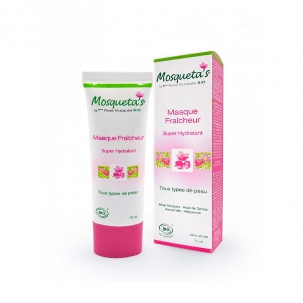 Masque Fraicheur Super Hydratant Mosqueta's