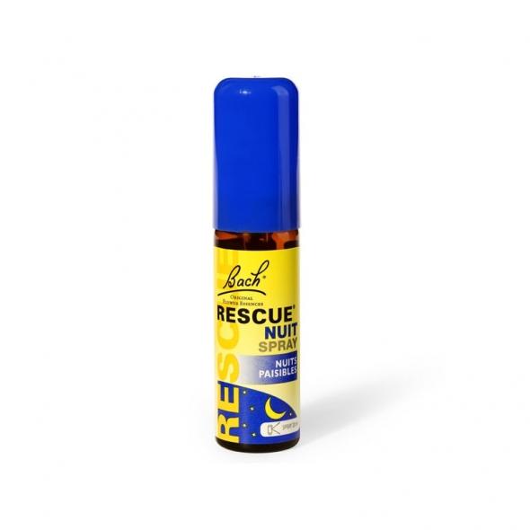 Spray Rescue Nuit Bach Original