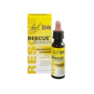 Rescue kids - Rassure et réconforte - 10ml