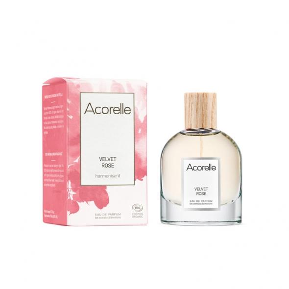 Eau de parfum Velvet Rose Acorelle