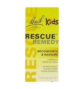 Rescue kids (Enfants) gouttes - rassure et réconforte