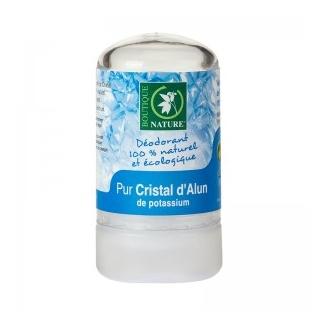 Déodorant Pur Cristal d'Alun 60g