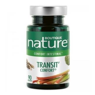 Transit'Confort - Confort intestinal - 90 ou 270 comprimés