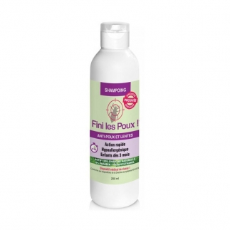 Shampoing anti-poux naturel - 200 ml