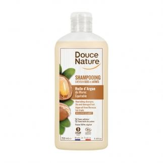 Shampooing nourrissant cheveux secs Douce Nature