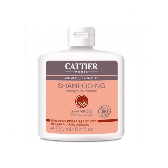 Shampooing Cheveux gras Cattier
