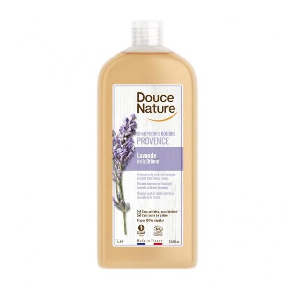 Shampooing douche Lavande Douce Nature