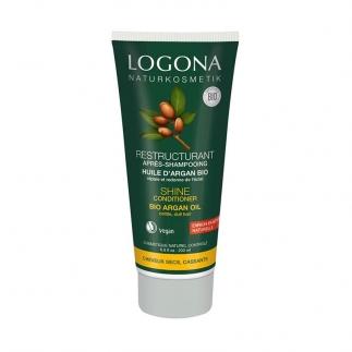 Après-shampoing restructurant à l'argan bio - Logona