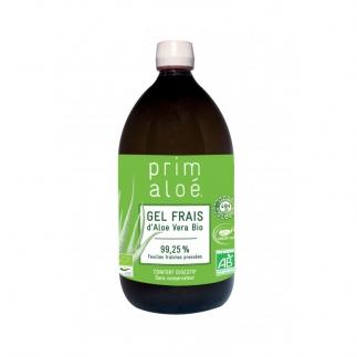 Gel aloe vera bio à boire - 1L