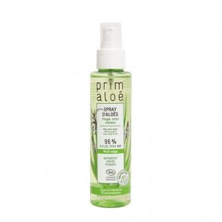 Spray hydratant bio aloe vera Prim Aloé