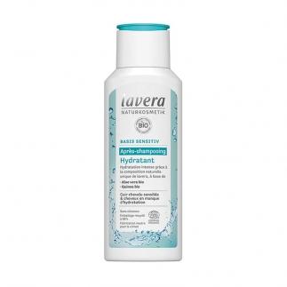 Après-shampoing hydratant Lavera Basis Sensitiv