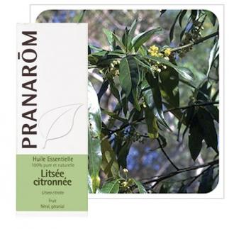 Huile essentielle litsée citronnée pranarôm
