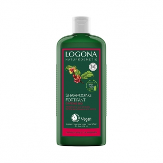 Shampoing fortifiant cheveux cassants Logona