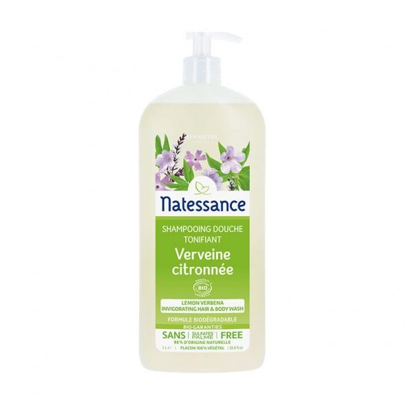 Shampoing douche bio Natessance