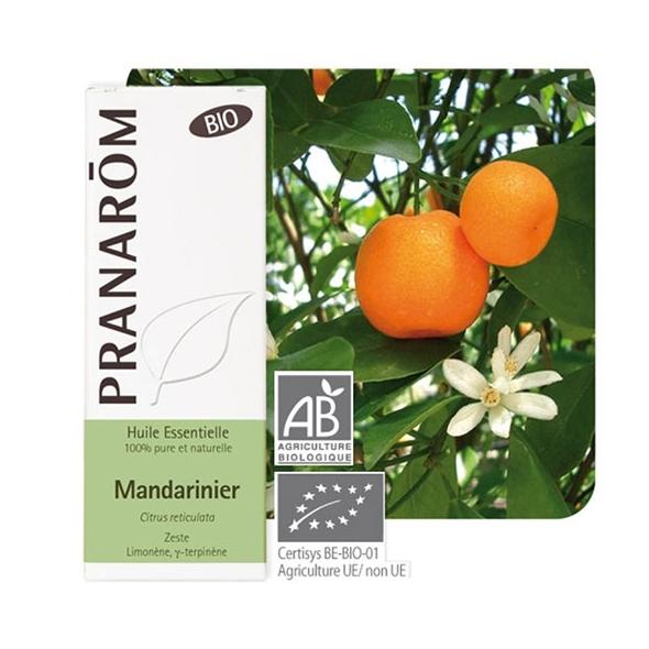 Huile essentielle Mandarine bio Pranarôm