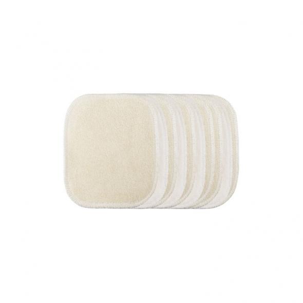Kit Eco Chou Gants et lingettes bébé lavables