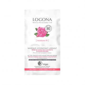 Masque hydratant bio - Peaux sèches - 2x7,5ml