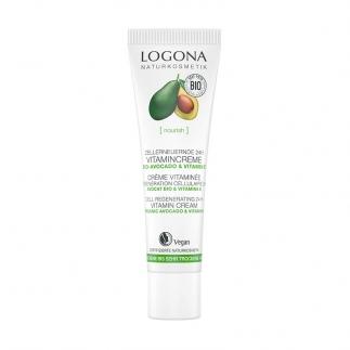 Crème vitaminée régénérante Logona