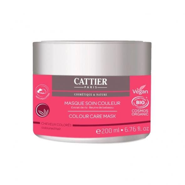 Masque soin couleur Cattier