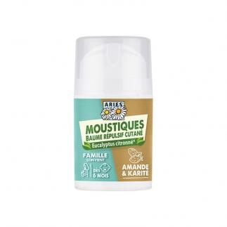 Baume anti moustiques naturel Aries