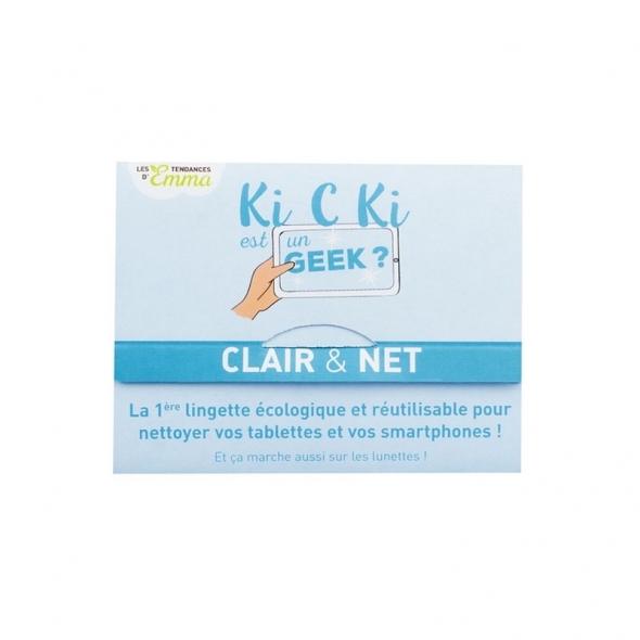 Clair & Net Lingette pour écrans Les tendances d'Emma