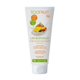 Lait corporel bio enfant Toofruit