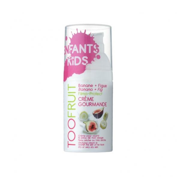 Crème visage pour enfant Nourrissante Toofruit