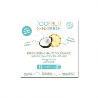 Pain dermatologique sans savon - Enfant – Toofruit