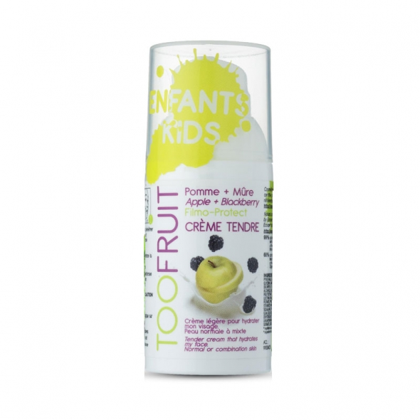 Crème hydratante enfant bio Toofruit