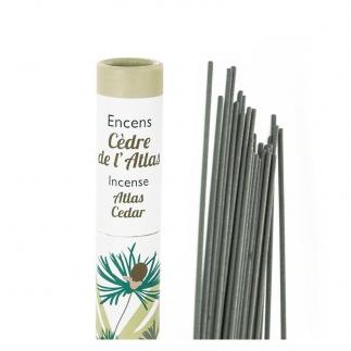 Encens végétal français Cèdre de l'Atlas Aromandise