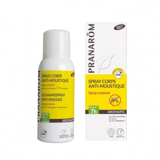 Spray corps anti-moustique – Aromapic - 75ml